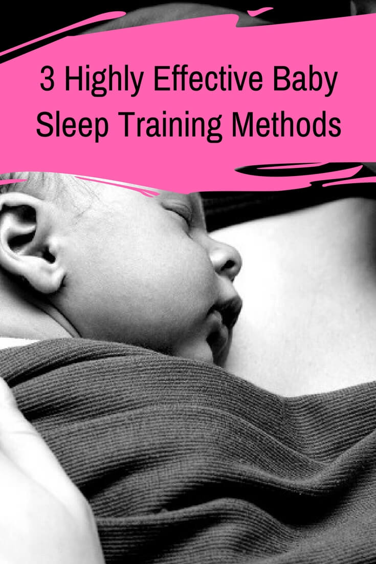 Sleepless parents have much more stress than those who snooze. Follow these simple and effective baby sleep training methods to get some parental shuteye: