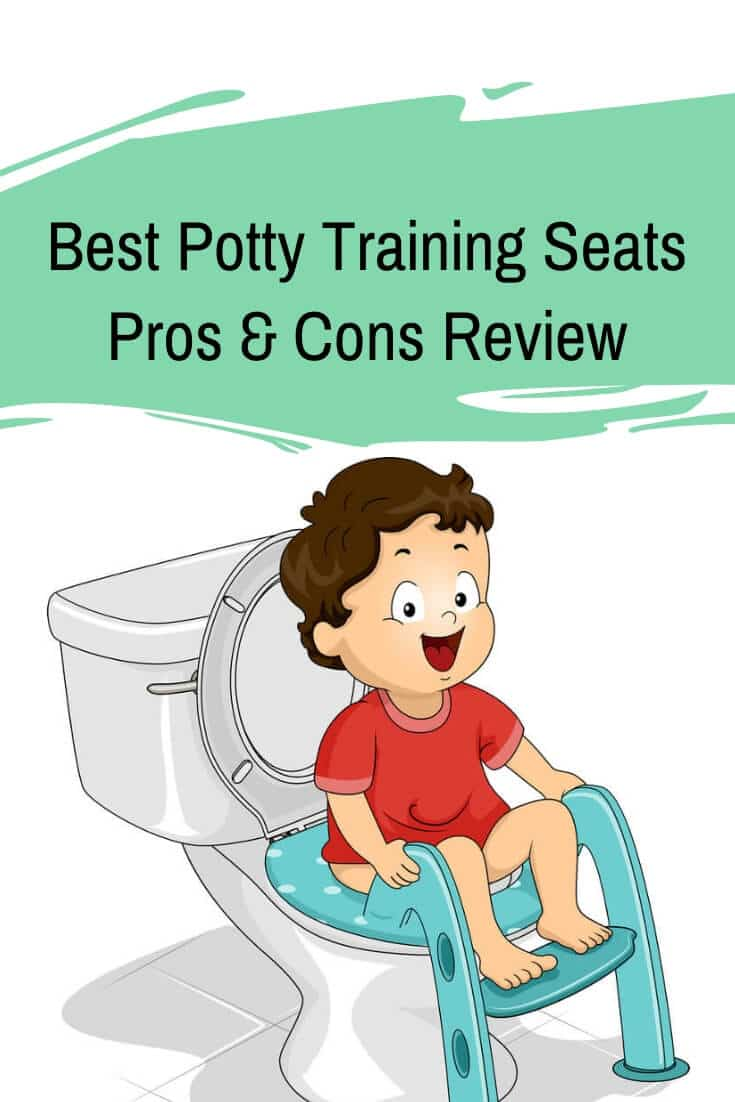 Toilet training is a challenge! But (or butt?) potty seats can help! Here are some of the best potty training seats on the market: