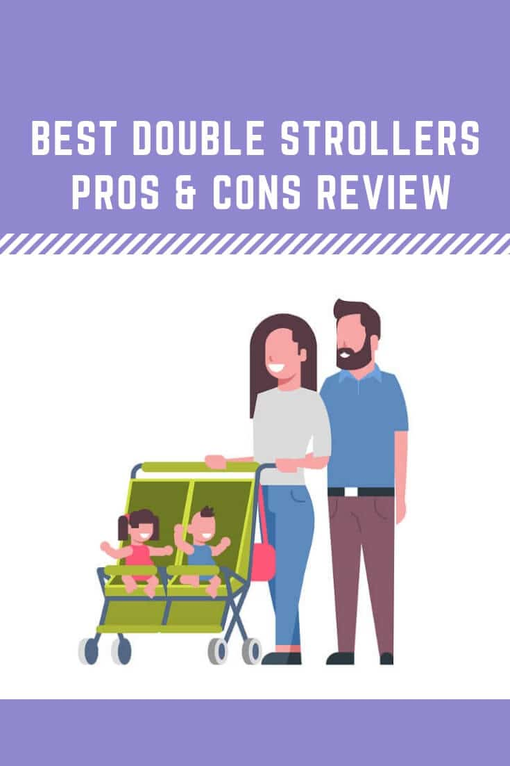 If you're a mom or dad of two small children, double strollers are a necessity. What are some of the best double strollers? They include: