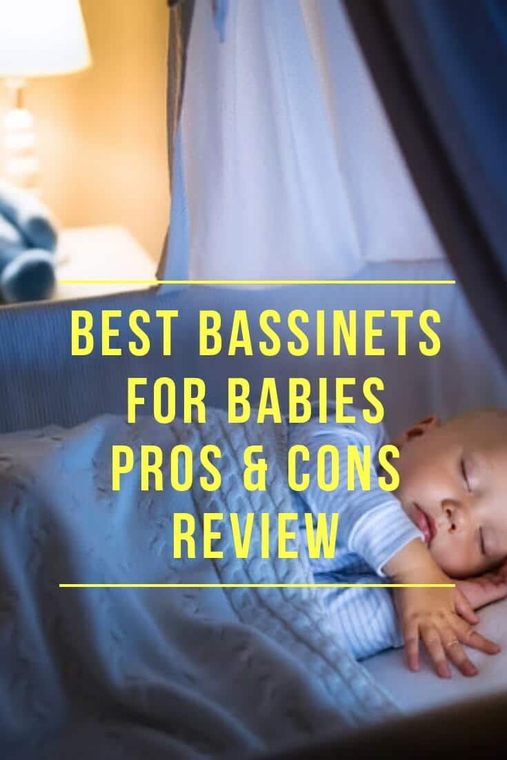 Parents don't sleep unless the baby sleeps. And this is where bassinets come in. They help your child snooze. These are the best bassinets on the market now: