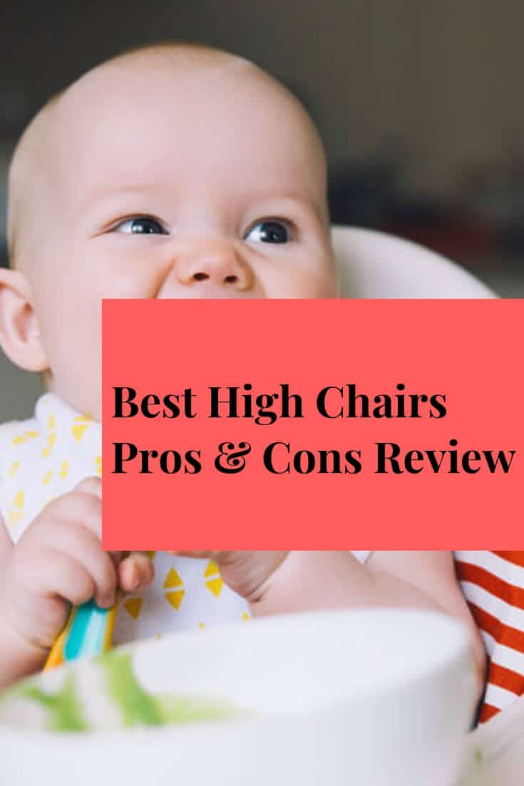 Best High Chairs 2020 - Pros & Cons Review