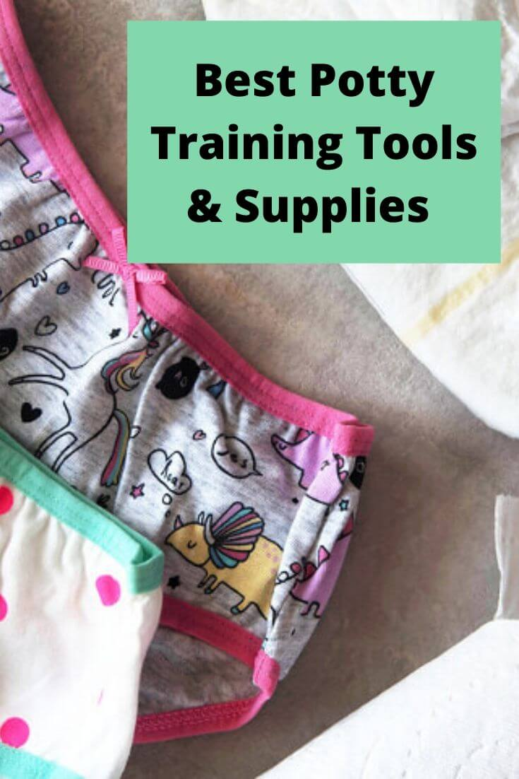 Best Potty Training Tools & Supplies 2020