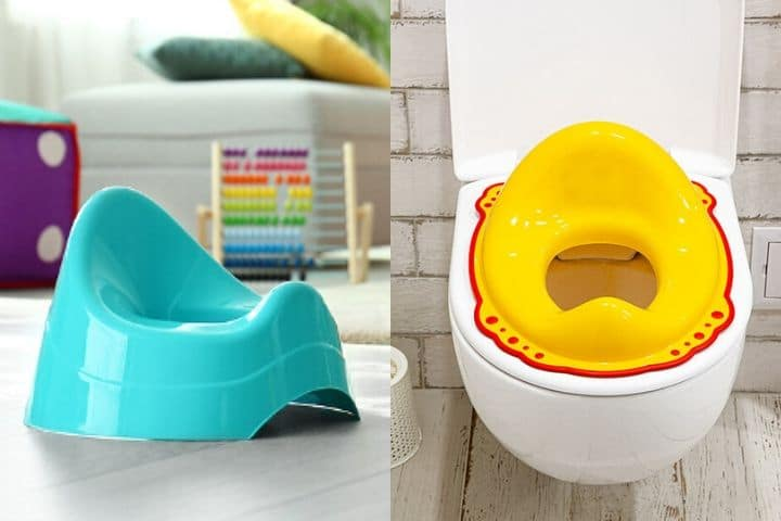 potty chair or potty seat